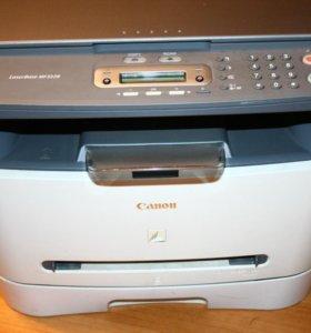 Canon LaserBase MF3228+кабели+драйверы
