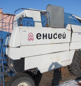 "Комбайн зерноуборочный ""Енисей КЗС 954"""