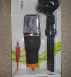 Новый конденсаторный микрофон SF-666