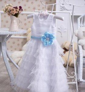 Нарядное платье на 4 - 7 лет напрокат