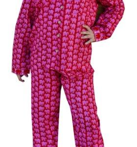 Детская пижама из итальянского хлопка