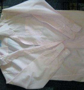 Рубашка школьная
