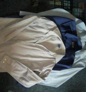 Три рубашки школьных
