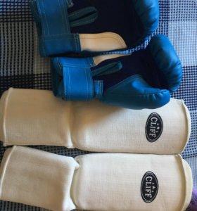 Перчатки и футы