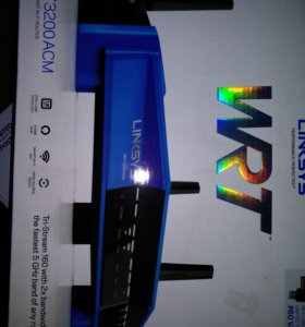 Wi-Fi роутер LINKSYS WRT3200