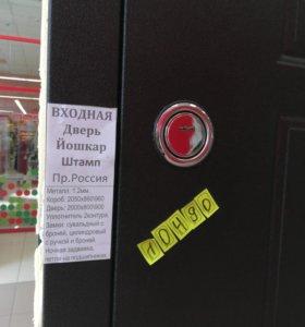 Входная дверь йошкар.