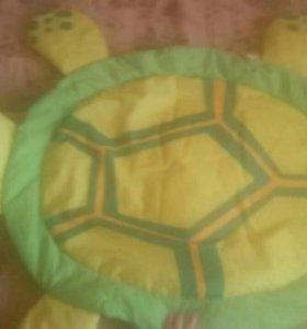 Развивающий коврик для ребенка!!!
