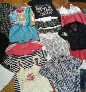 Пакет одежды S-M