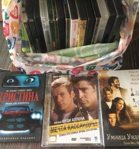 DVD диски бесплатно