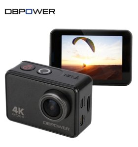 Экшен Камера DBPOWER EX7000 (Новая,в зав. пленке)