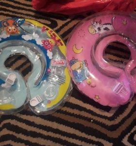 Круги для плавания для маленьких детей