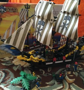 Конструктор Brick Pirates