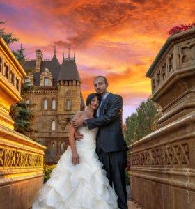 Фотограф на свадьбу и праздники