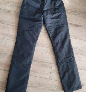 Утеплённые женские брюки (новые)