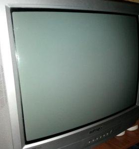 Цветной телевизор HITACHI