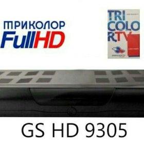Спутниковая тв-приставка HD 9305