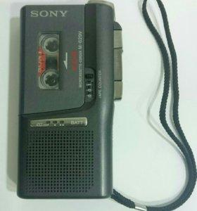 Диктофон SONY M-629V в идеальном состоянии