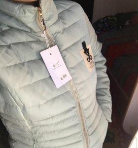 Куртка осень 46