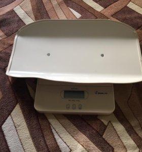 Электронные весы для новорождённых