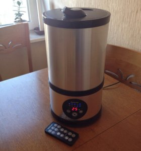 Увлажнитель-Ионизатор воздуха Aqucom MX2-600