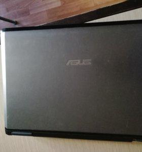 Ноутбук Asus x55s на з /ч
