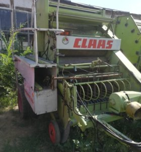 Пресс-подборщик Claas Rollant 44 сетка/шпагат