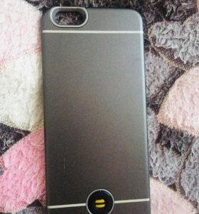 чехол зарядка на iphone 6/6s