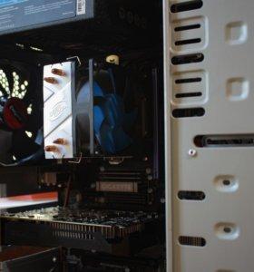Игровой компьютер FX6300, GTX1050, 8Gb DDR3