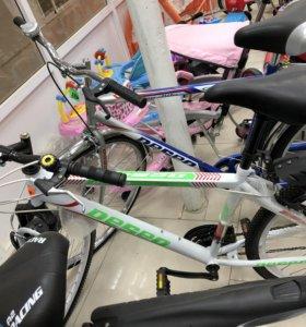 Велосипеды начинаются от 6тыс