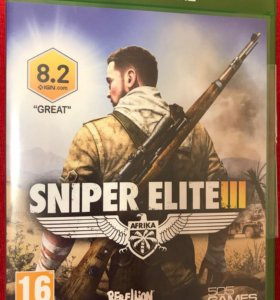Игра Xbox One - Sniper Elite 3