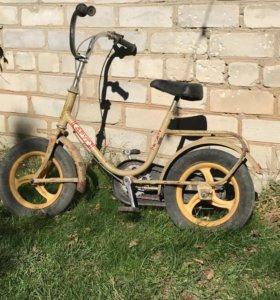 Велосипед детский «Друг» СССР