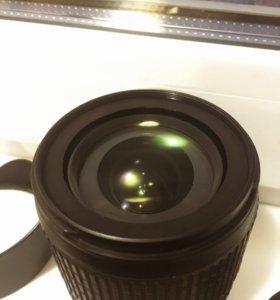 Объектив Nikon AF-S Nikkor 18-105mm f:3.5-5.6 G ED