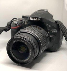 Фотоаппарат Nikon D 5200