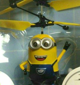 Летающий миньон