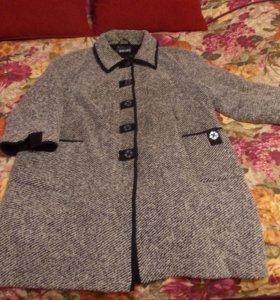Пальто 58 разм.