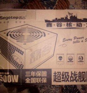 Блок питаня для ПК 500W