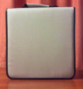 Сумка-портмоне Defender на 160 дисков