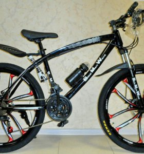 Велосипед tundra на дисках