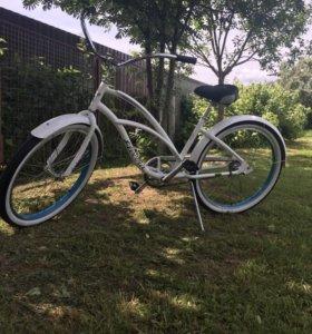 Велосипед electra cruiser lux