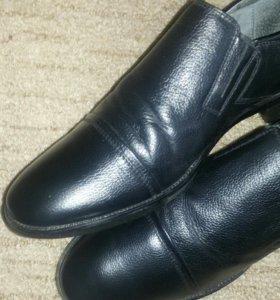 Туфли. 42-й р. Нат.кожа.Фирменные