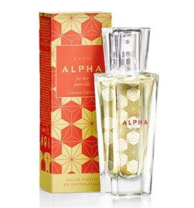 Парфюмерная вода Avon Alpha, 30 мл