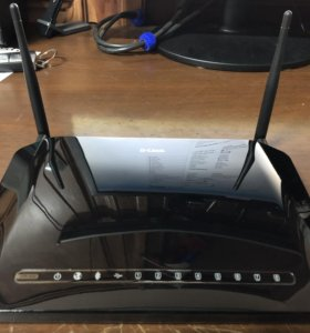 Wi-fi роутер d-link 632