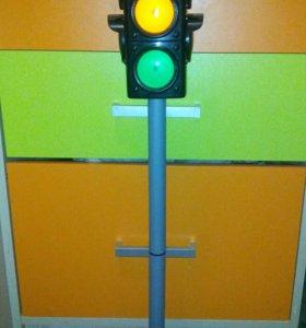 Детский светофор Новый