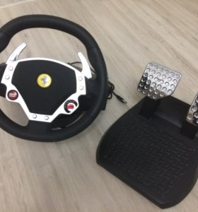 Руль Thrustmaster Ferrari F430 Racing Wheel