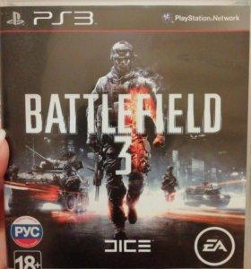 Игра Battlefield 3 на PS3.