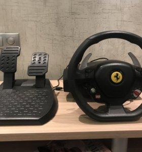 Руль игровой Thrustmaster Ferrari 458 Italia