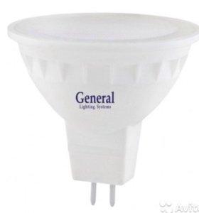 Лампа светодиодная Gu5.3
