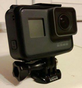 Экшен камера Gopro Hero 5 Black