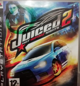 Juiced 2 Hot Import Nights на PS3