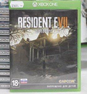 Resident evil 7 на Xbox one